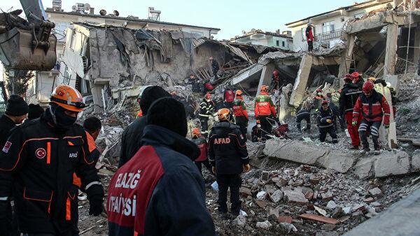 Сейсмолог рассказал, чем грозит Крыму масштабное землетрясение в Турции