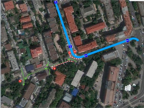 Как в Севастополе будет ходить общественный транспорт через центр