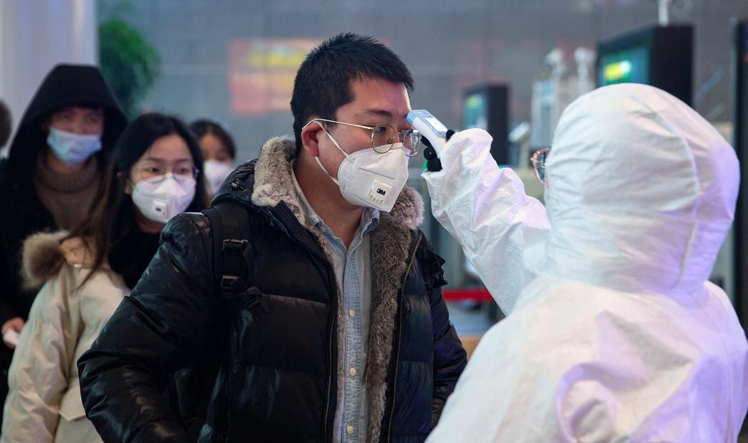 В России утвердили план борьбы с коронавирусом