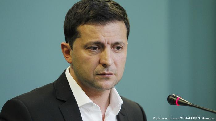 Украинская община призвала Зеленского оставить в покое Крым