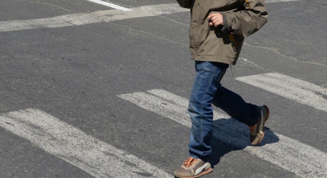 В Севастополе разыскивают женщину, сбившую детей и сбежавшую с места ДТП