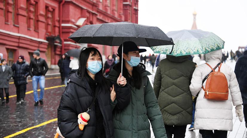 Гражданам Китая временно запретят въезд в Россию