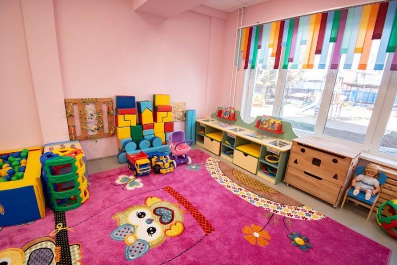 В Севастополе открылся детский сад с яслями