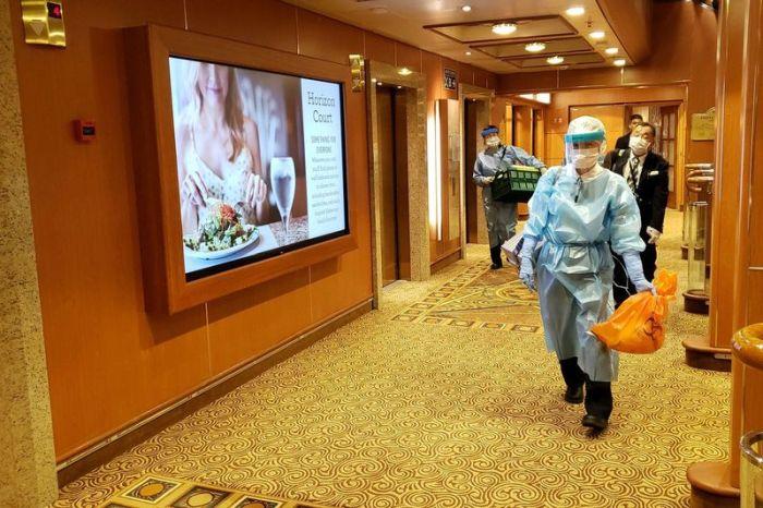 У гражданина Украины обнаружили коронавирус
