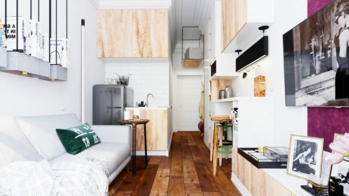 Найдена самая маленькая квартира в Крыму