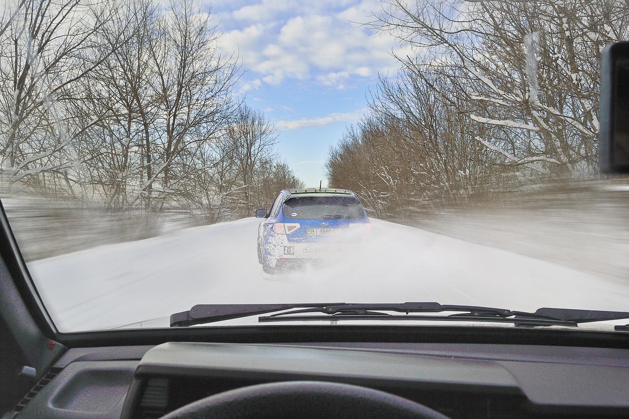 Мороз, дождь и мокрый снег: «Севавтодор» выходит на улицы