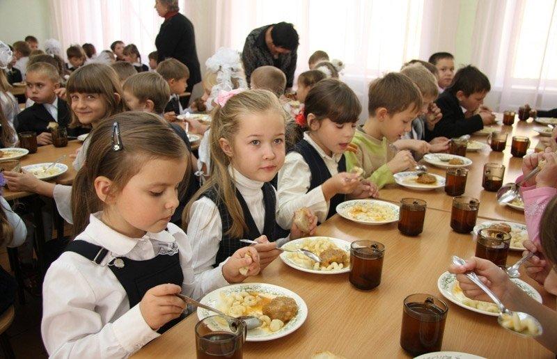 В России школьников младших классов обеспечат горячим питанием — официально