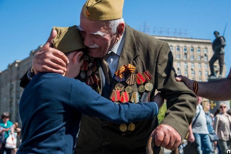 В Киеве отказались от празднования Дня Победы