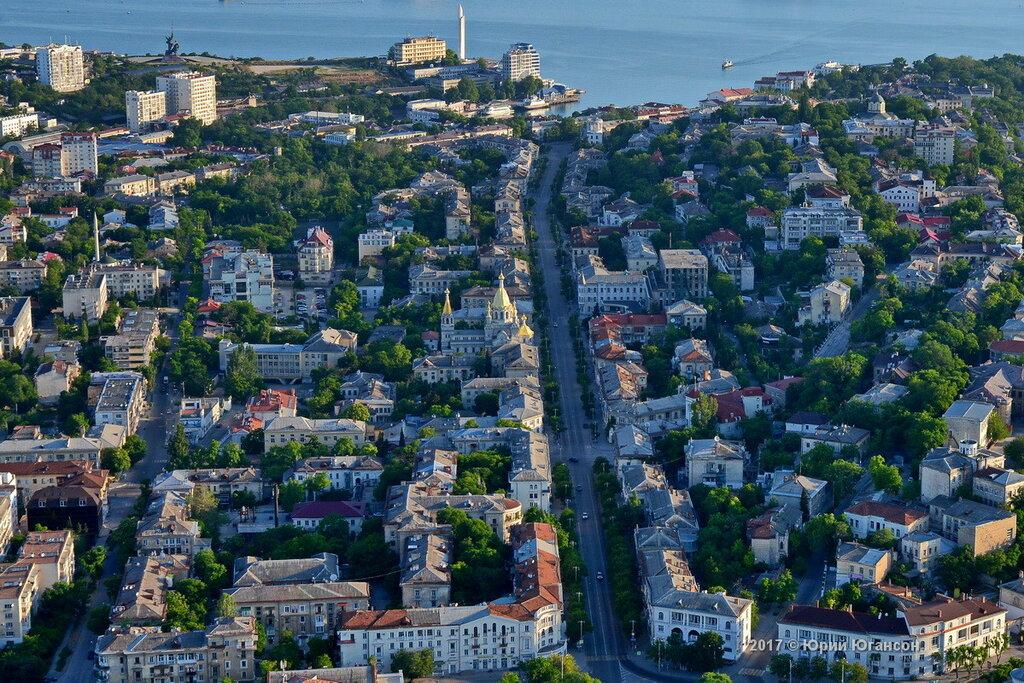 В Севастополе закрывают движение по всей Большой Морской до конца февраля