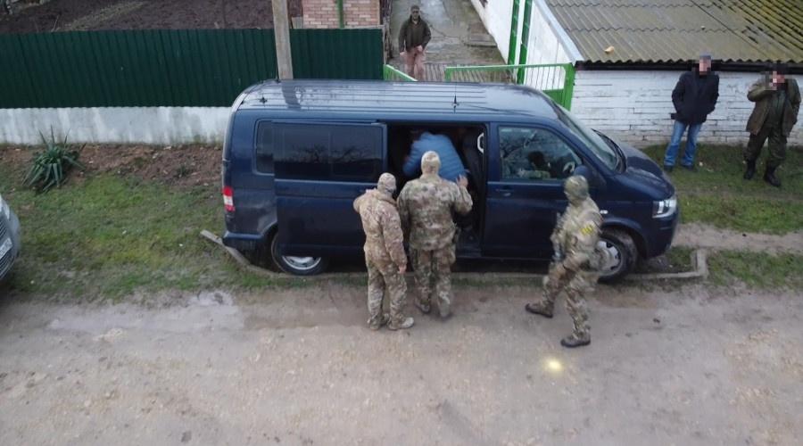 В Крыму задержали боевика украинского националистического батальона