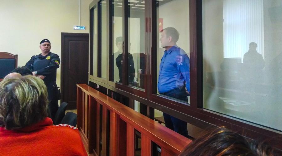 Олега Зубкова освободили в зале суда