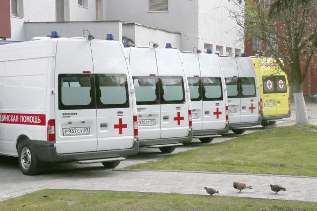 «Кричал, пытался сломать дверь»: в Севастополе пьяный мужчина пытался вломиться на подстанцию скорой помощи