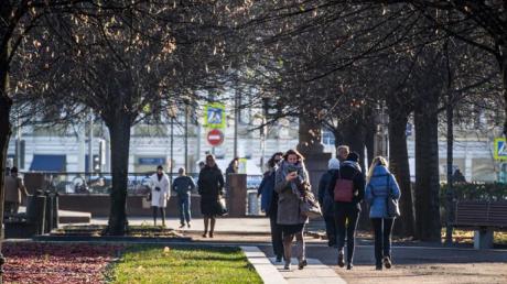 Стала известна причина аномально теплой зимы в России