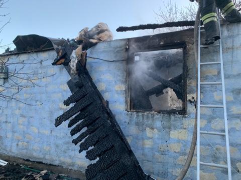 В садовом товариществе Севастополя на пожаре погиб человек