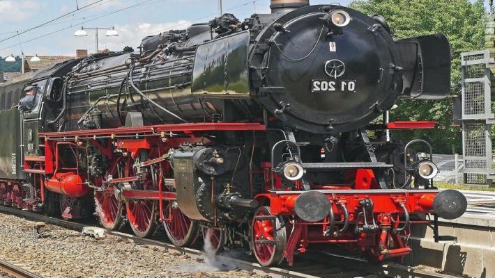 В Крыму по железной дороге будут ходить паровозы