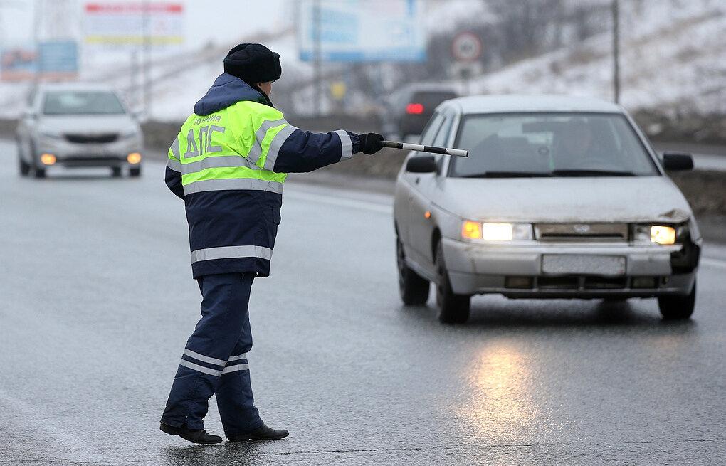 На трассе «Таврида» сбили сотрудника ГИБДД
