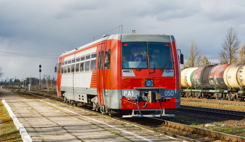 Между Симферополем и Керчью пустят рельсовый автобус
