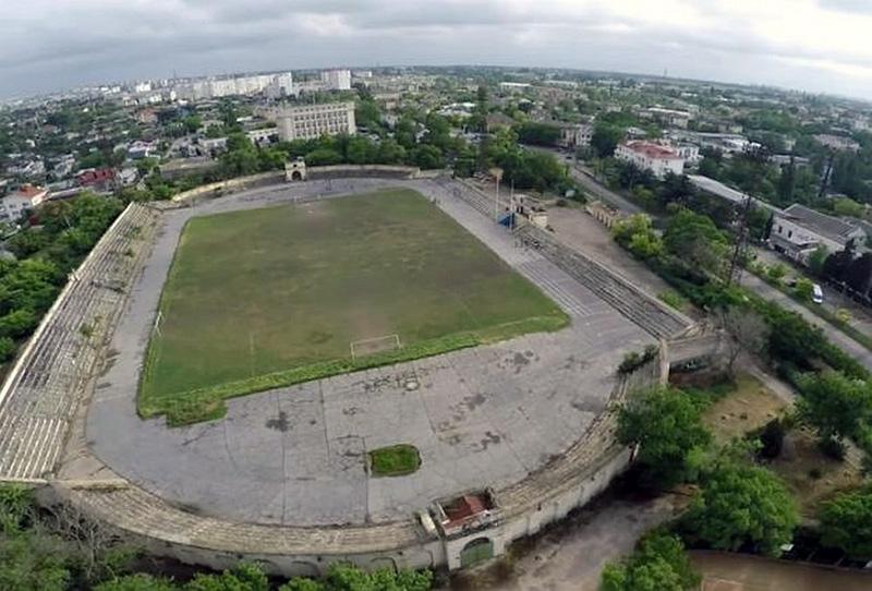 В Севастополе появится ледовая арена