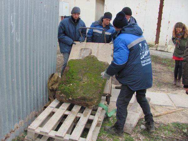 В Севастополе обнаружили артефакт возрастом около пяти тысяч лет