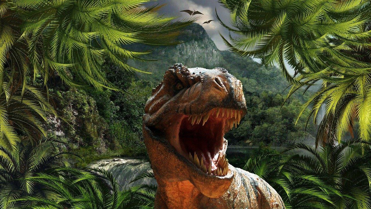 В Севастополе нашли «след динозавра»