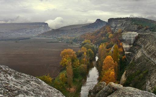 Стали известны заказчики «распила» земли вдоль реки Бельбек