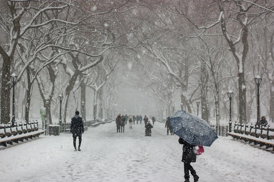 На Крым надвигается снежная зима — прогноз погоды на ближайшие дни