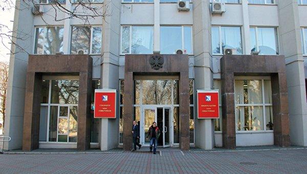 В Севастополе произошло возгорание в здании Правительства города — СМИ