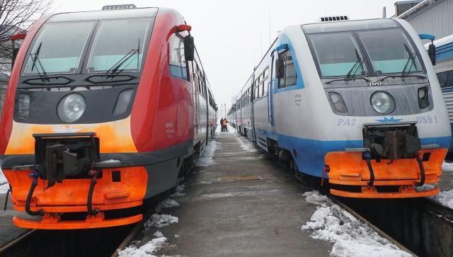 Между Керчью и Анапой начали ходить рельсовые автобусы