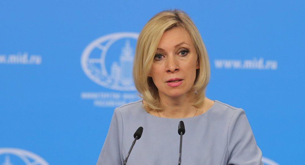 Украина готовит провокацию в Крыму — Захарова