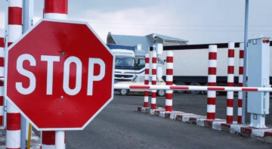 Крымские пограничники прекратили пропуск россиян за рубеж