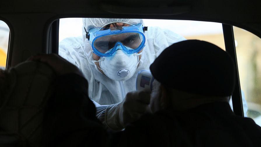 В Крыму госпитализировали родственника заразившегося коронавирусом москвича
