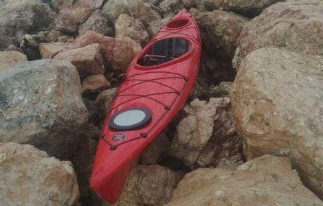 Труп пропавшего каякера прибило к причалу у Памятника Затопленным кораблям