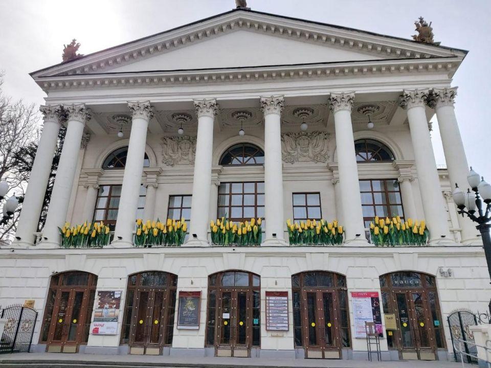 В Севастополе закрыли все кинозалы, театры и дома культуры