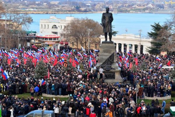 В Севастополе не планируют отменять концерт в годовщину Крымской весны