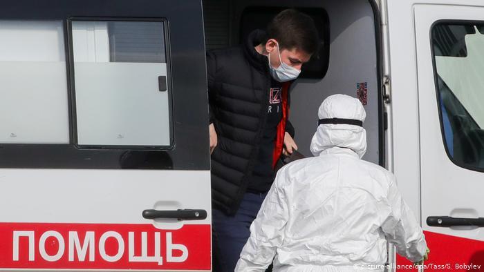 В Севастополе 11 человек находятся в больнице с подозрением на коронавирус