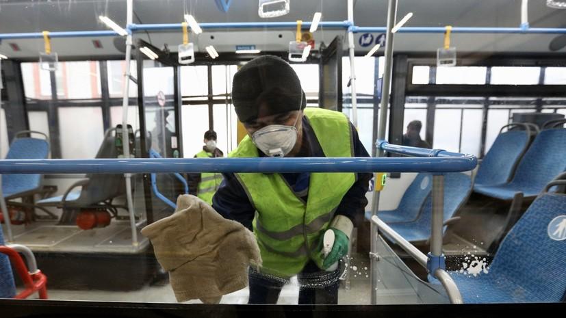 Режим повышенной готовности введен из-за коронавируса на Кубани