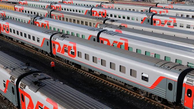 Как будут ходить поезда с Урала в Крым