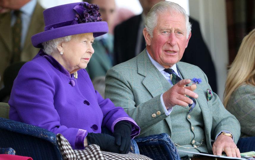 У принца Чарльза диагностирован коронавирус