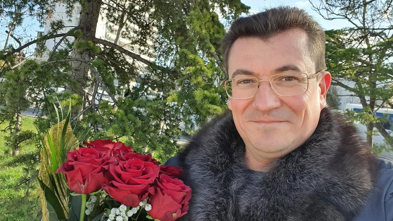 Украинский активист-цветочник хочет стать «Лидером России»