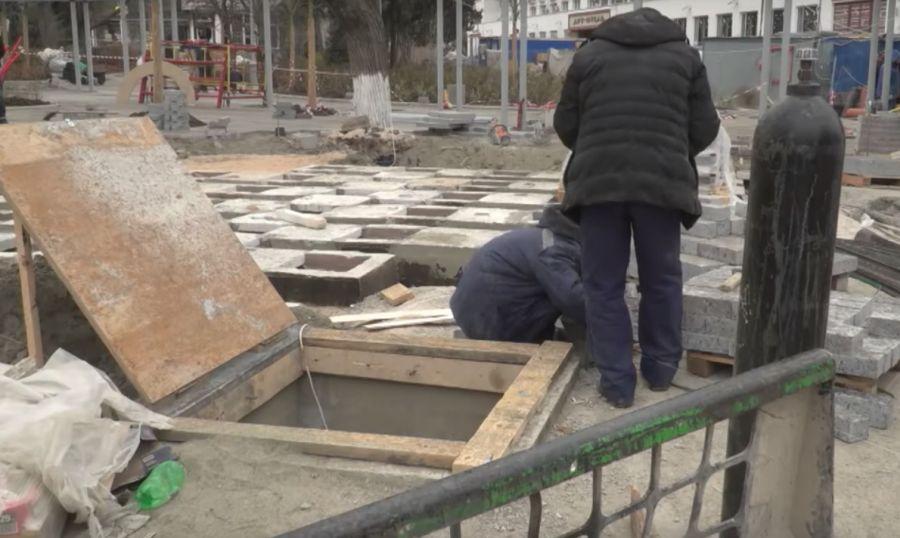 В Севастополе готовятся к открытию два фонтана на улице Большой Морской