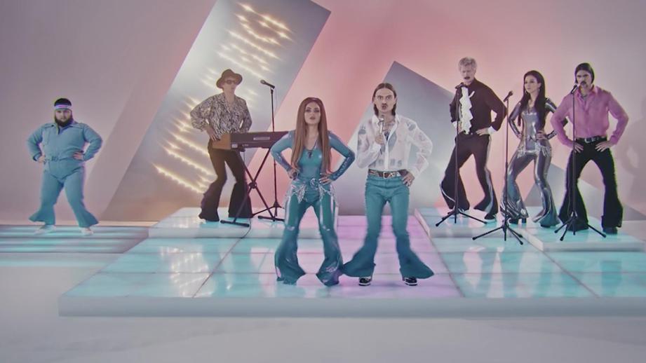 Группа Little Big представила песню «Uno», с которой выступит на «Евровидении»
