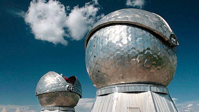 Минобороны установит в Крыму комплекс слежения за космосом