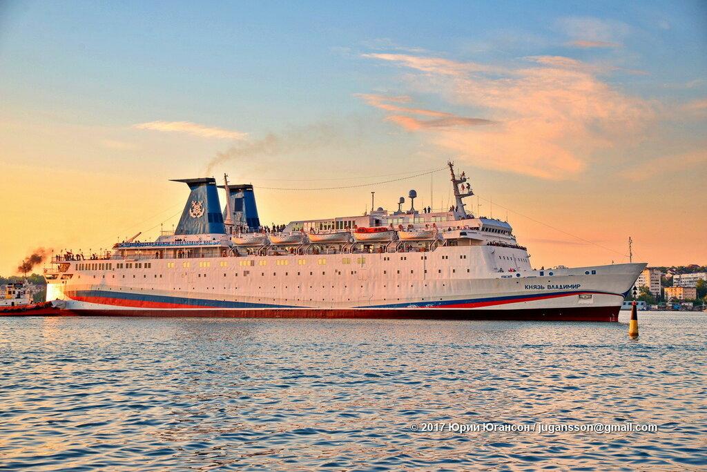 Круизы на лайнере «Князь Владимир» отменены из-за коронавируса