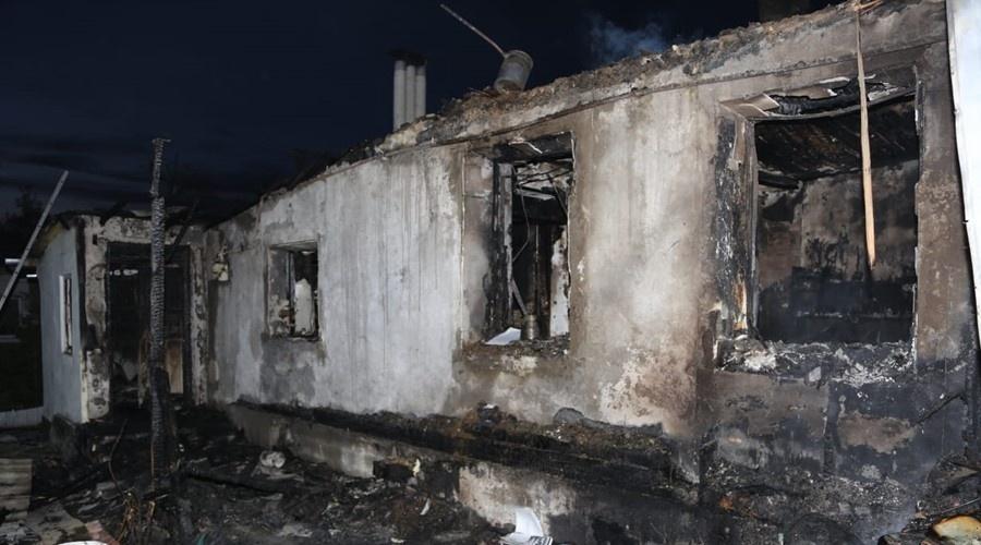 СК возбудил уголовное дело после гибели четверых человек на пожаре в Симферополе