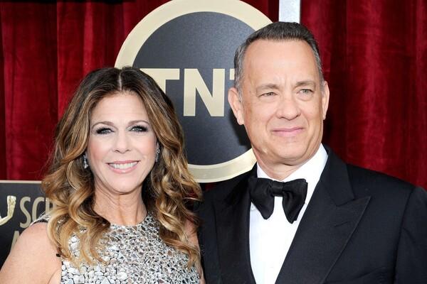 Том Хэнкс и его жена заразились коронавирусом