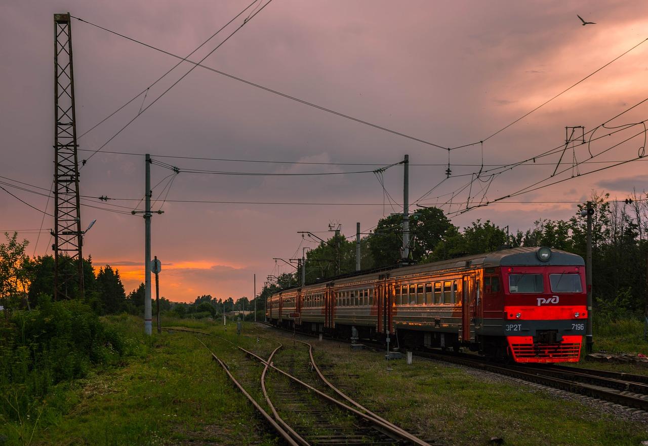 Крым получит новые пригородные поезда