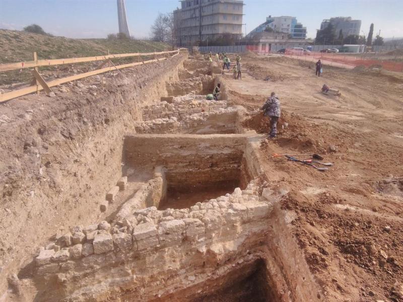 На мысе Хрустальном строители нашли древний форт