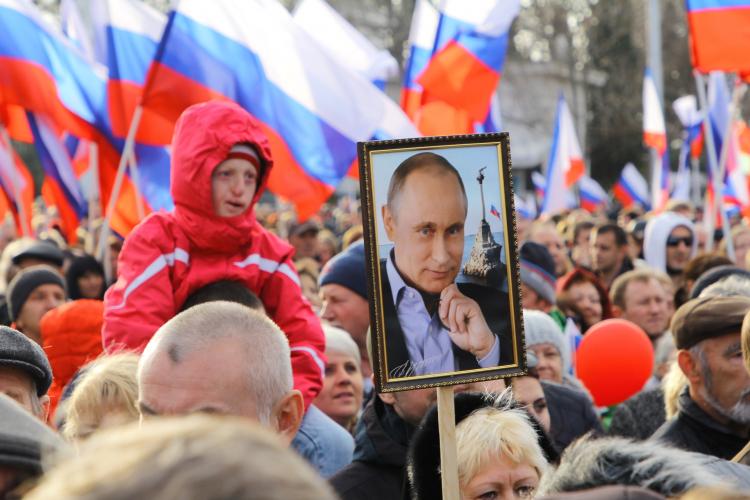 В Севастополе объявили сбор фотографий архивов Русской весны