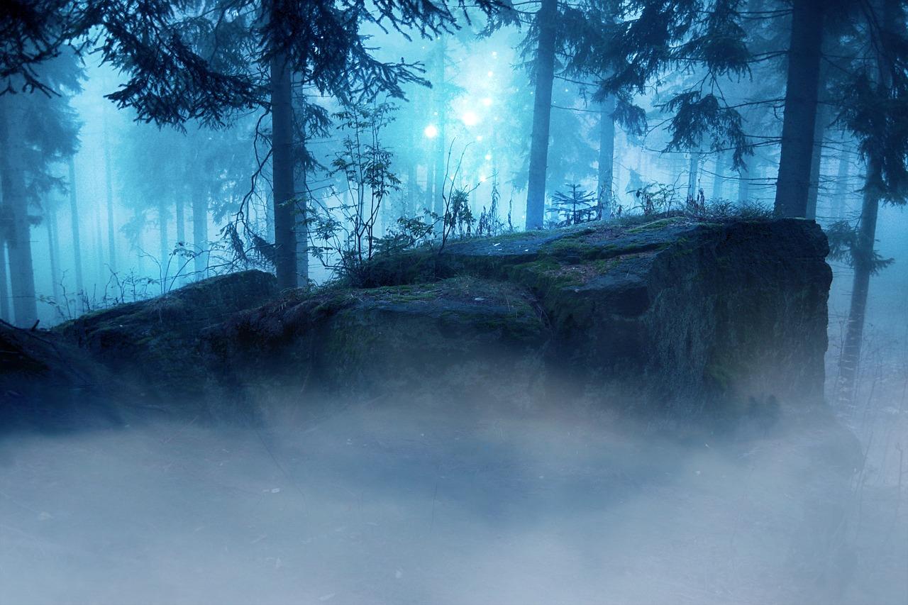 Пятеро туристов заблудились ночью в горах Крыма