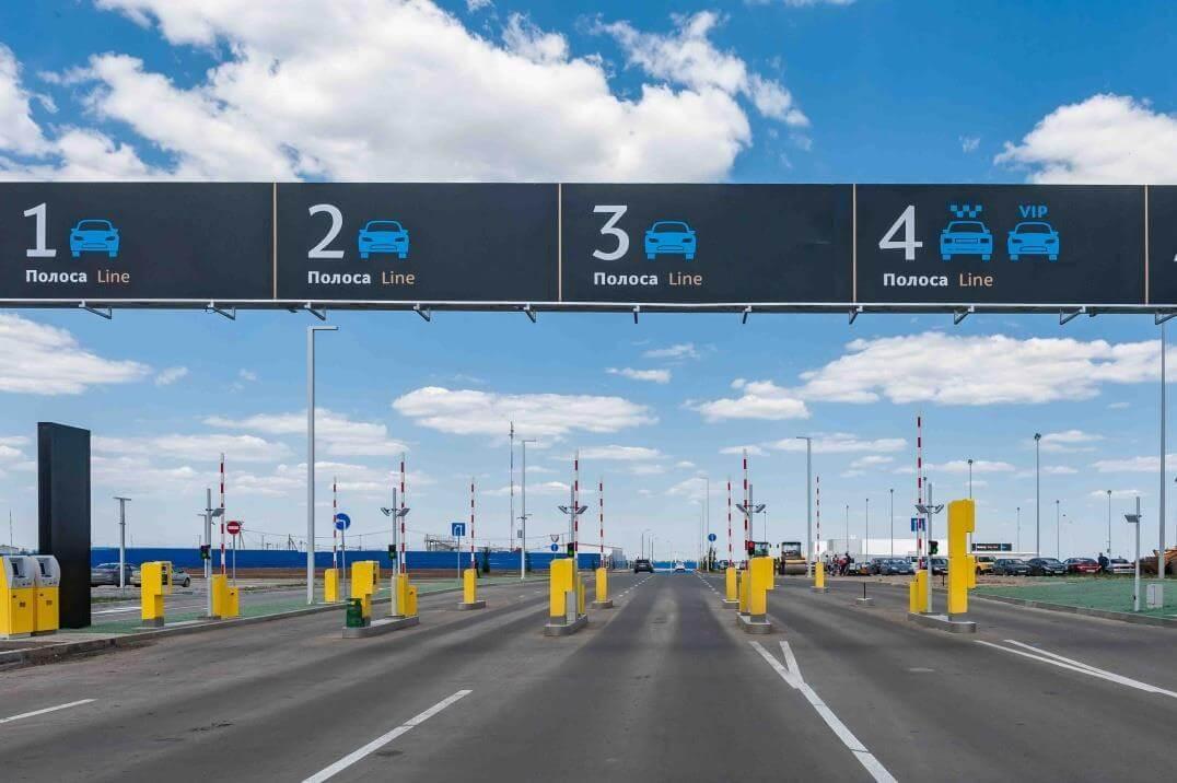 В аэропорту Симферополя ввели единый тариф на парковку